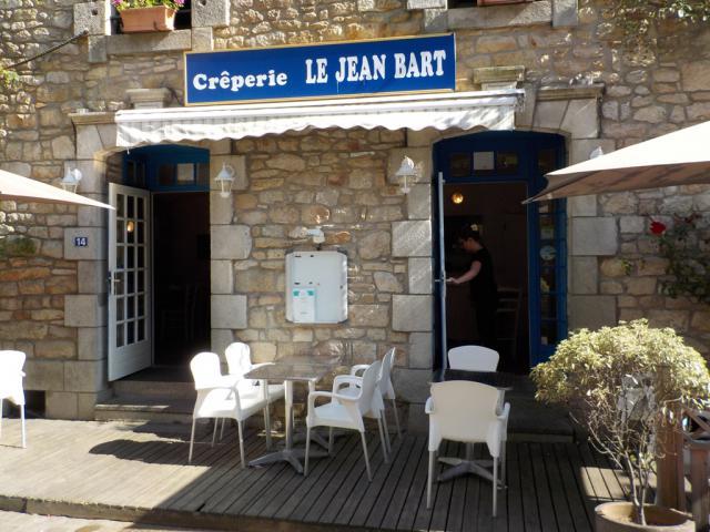Cr perie le jean bart restaurant port louis les avis - Restaurant la grande plage port louis ...