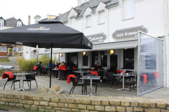 La capitainerie restaurant treboul les avis sortieresto - Restaurant l huitre y est port des barques ...